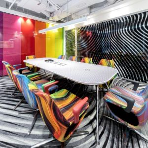 Nowe biuro pracowni Massive Design. Fot. Szymon Polański