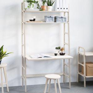 "Biurko ""Frisk Maxi"" marki Plywood Project (dystrybucja: Good Inside). Fot. Plywood Project"