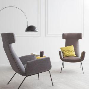 Skandynawska lekkość, włoski komfort – to atuty fotela Dora. Fot. Pianca