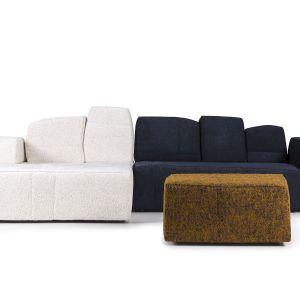 """Sofa """"New"""" firmy Moooi. Projekt: Maarten Baas. Fot. Moooi"""