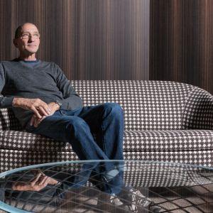 "Sofa ""Chelsea"" firmy Molteni. Projekt: Rodolfo Dordoni. Fot. Molteni"