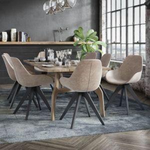 """W ostatnim czasie rola designerskich krzeseł w aranżacji wnętrz zdecydowanie rośnie. Na zdjęciu: krzesła z kolekcji """"Mariel"""" firmy Claudie Design. Fot. Claudie Design"""