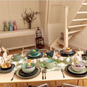 Klimat hygge w czasie Świąt Wielkanocnych. Fot. Action