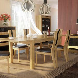 """Stół z kolekcji """"Corino"""" firmy Mebin. Fot. Mebin"""