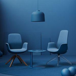 """Krzesła """"Ellie Pro"""" firmy Profim. Projekt: ITO Design. Fot. Profim"""
