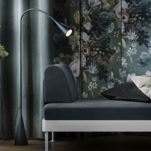 """Do skonstruowania ramy łóżka z kolekcji """"Delaktig"""" (IKEA) wykorzystano aluminium. Fot. Hydro Extrusion Poland"""