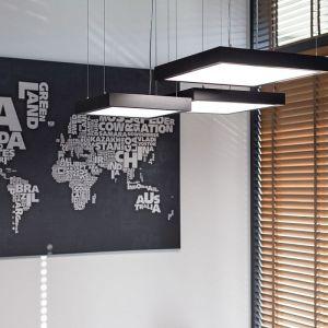 Biuro firmy Elhurt Plus. Projekt: Joanna Panuś. Fot. AQForm