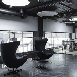 Nowe biuro spółki Blue Media w Sopocie. Projekt: Arch 515 i Rasztawicki Architekci. Fot. Rasztawicki Architekci