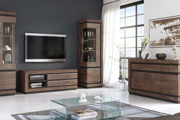 Meble wchodzące w skład kolekcji ,,Inferno'' pozwalają na wykreowanie przytulnego wnętrza w każdym domu.