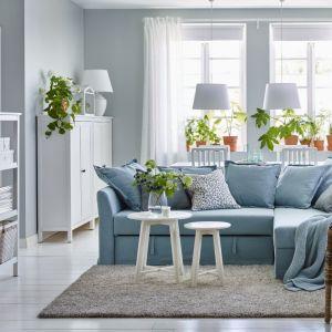 Wnętrze w stylu skandynawskim. Fot. IKEA