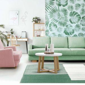 Sofa + fotel z kolekcji Ardea. Fot. Meblomak