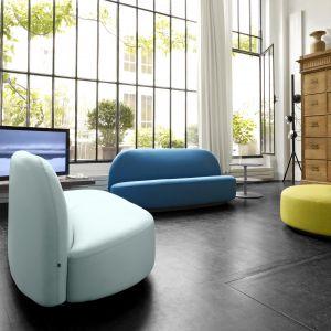 "Sofa ""Elysee"" firmy Ligne Roset. Projekt: Pierre Paulin. Fot. Ligne Roset"