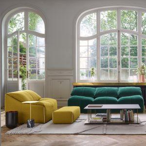 "Sofa ""Plumy"" firmy Ligne Roset. Projekt: Annie Hiéronimus. Fot. Ligne Roset"