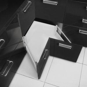 "System narożny ""Modern Box"" (Wysoki) firmy GTV. Fot. GTV"