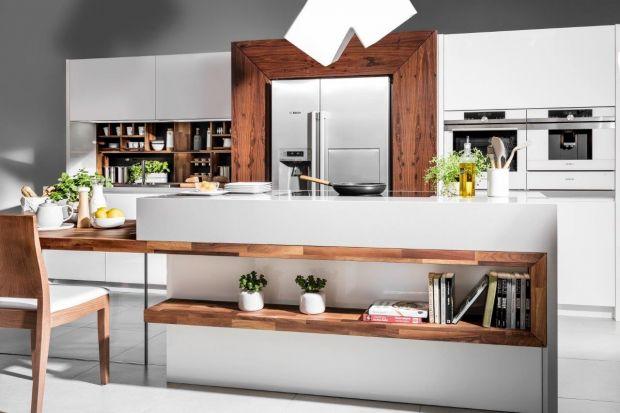 Kuchnia w kolorze drewna - rozwiązania do nowoczesnych i klasycznych wnętrz