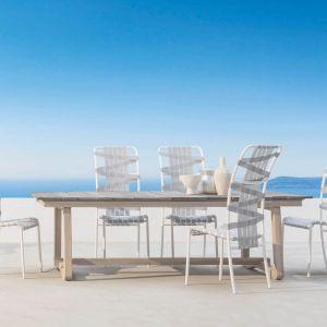 "Stół z kolekcji ""Inout"" marki Gervasoni. Fot. Gervasoni"