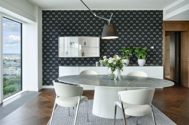 Design klasy premium i ekskluzywne dodatki - zobacz nowy apartament na Złotej 44