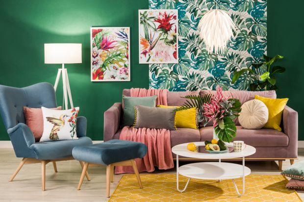 """Latem lubimy otaczać się kolorami. To również dobry moment, żeby wprowadzić je do wnętrz. Jednym z najbardziej """"kolorowych"""" stylów jest boho, który wraca do łask na fali indywidualizacji pomieszczeń."""