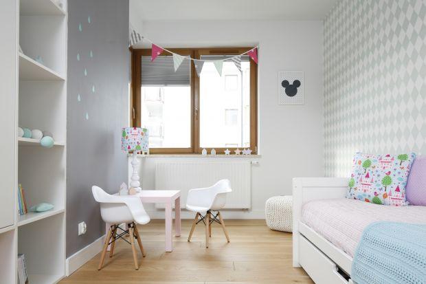 Zobaczcie 15 pięknych pokojów dziecięcych, które zachwycą wasze pociechy!
