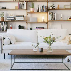 """Sofa """"Juno"""" firmy Sits. Projekt: Dan Ihreborn. Fot. Sits"""