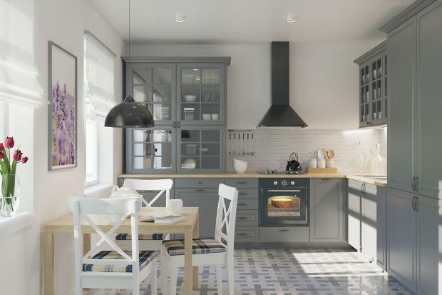 Meble kuchenne - 4 style, które są na topie!