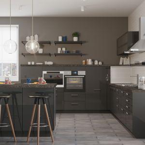 Kuchnia w stylu loftowym. Fot. Salony Agata