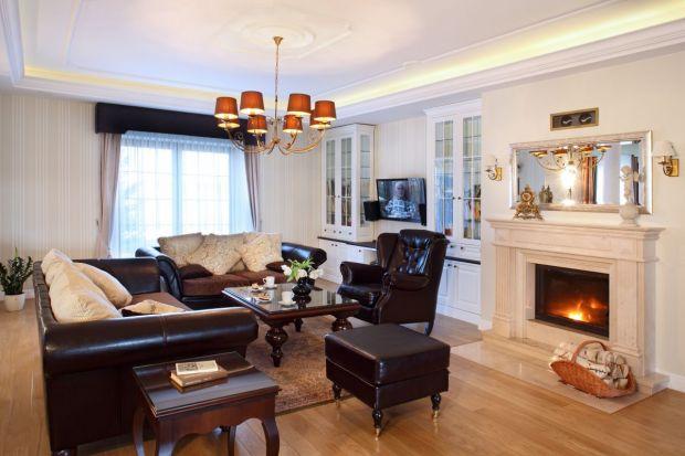 Stylizowane salony i jadalnie - zobaczcie, jakie meble wybierają polscy projektanci