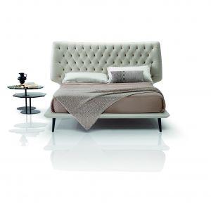 Łóżko Dolce Vita. Fot. Natuzzi