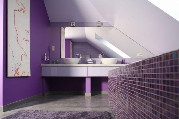 Farby do łazienki – kolorowe ściany odporne na wilgoć