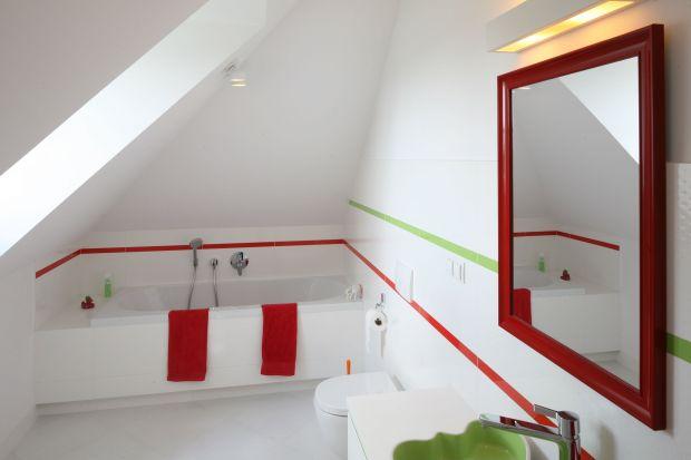 <br />Kąpiel to dla maluchów świetna zabawa i przygoda. Barwne akcenty na ścianach czynią przestrzeń prawdziwą strefą dziecka.