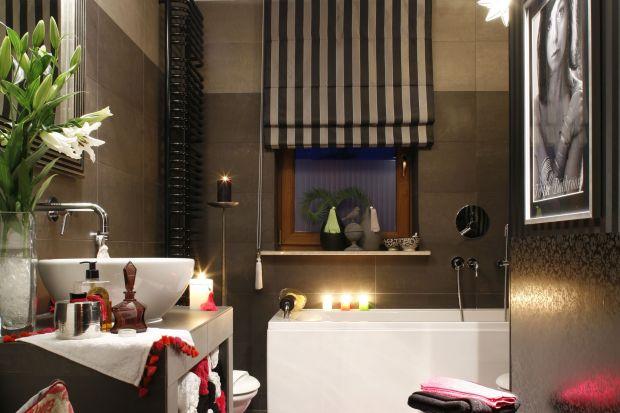 Maroko. Jego tradycja, kultura, architektura, a także rytuały codziennego życia zafascynowały projektantkę i właścicielkę mieszkania.