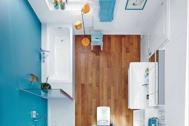 Dopasowanie kształtu wanny do formatu i kubatury łazienki nie jest proste. Nieodpowiedni kształt oraz zbyt duże wymiary wanny mogą utrudniać korzystanie z sanitariatów lub pralki.