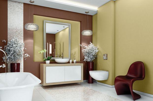 Salon kąpielowy w 10 kolorach –  wybierz farbę do łazienki