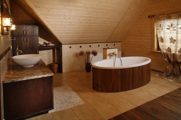 Drewno do łazienki. Teak, dąb i inne najlepsze gatunki