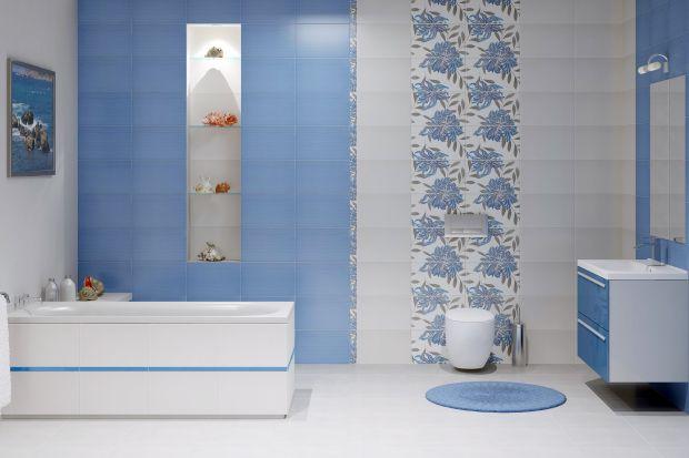 Kolor niebieski podoba się co piątemu Polakowi. Jest idealny do łazienek! Bardzo modne są zarówno granaty, jak i odcienie słonecznego nieba, pogodnego morza czy rozbielone błękity.