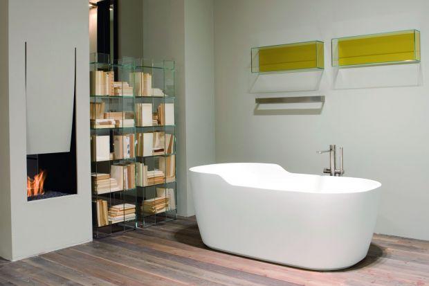 Kompozyt, konglomerat, lany marmur... Poza popularną ceramiką czy akrylem wartozwrócić uwagę na niezwykle popularne ostatnio urządzenia sanitarne wykonanez materiałów typu solid surface.