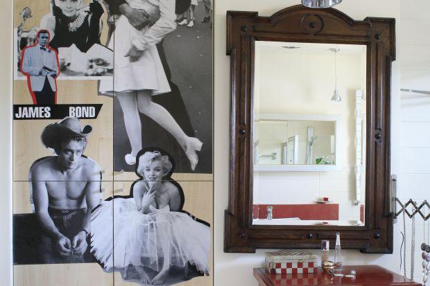 Zabudowa wnęki w łazience – małe schowki i duże szafy. 10 pomysłów polskich architektów