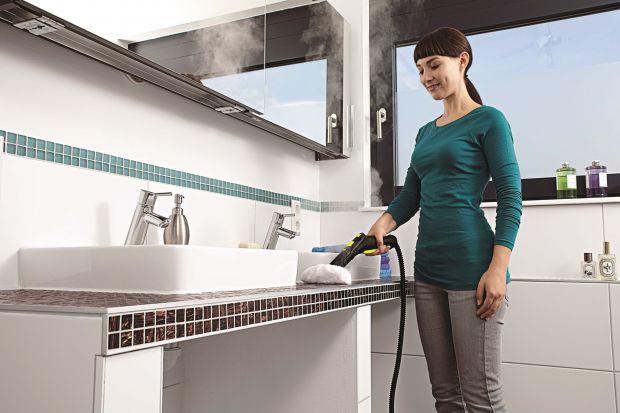Czyszczenie z użyciem niewielkiej ilości wody i bez detergentów może być skuteczne.Przy użyciu parownic, czyścików i mopów parowych, powierzchnie w naszym domu będą higienicznie czyste.