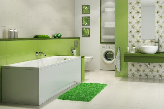 Płytki inspirowane przyrodą zachwycają kolorem soczystej zieleni oraz dekorami, które w niezwykle subtelny sposób odwzorowują naturę. To doskonały sposób na stworzenie jasnej, żywej i energetycznej łazienki.