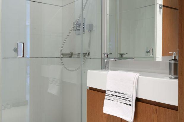 Mała łazienka dla rodziny – modnie i wygodnie na trzech metrach