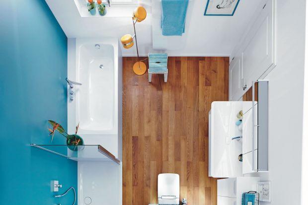 Bardzo mała łazienka – tak można ją urządzić