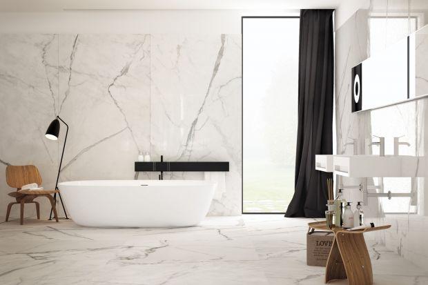 Modna biała łazienka – zobacz 12 ponadczasowych wnętrz