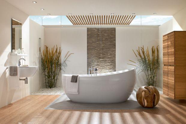 Kąpiel z widokami na ożywczą, naturalną zieleń pozwoli się głęboko zrelaksować. Jedno spojrzenie na piękne rośliny w łazience wystarczy, by odetchnąć po ciężkimdniu.