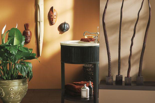 Farba do łazienki to prosty sposób aby łatwo i szybko zmienić klimat wnętrza. Inspiracją dla wyboru odpowiedniego koloru mogą być piękne barwy jesieni, które przyjemnie ocieplą łazienkę.