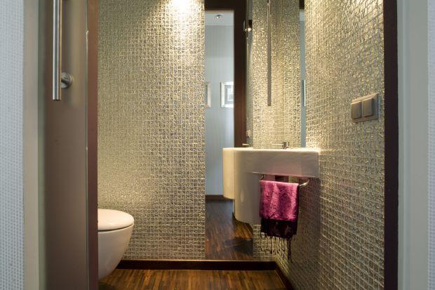 Mozaika w łazience – tak można ją układać. 12 projektów polskich architektów