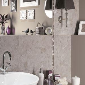 Seria Calina marki Ceramstic to płytki idealne do łazienki w stylu loft. Fot. Ceramstic