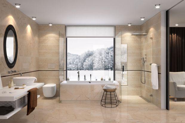 Beżowe płytki ceramiczneto gwarancja udanej aranżacji łazienki – dzięki nim wnętrze wydaje się bardziej przestronne, a przy tym przytulne. A co nowego w tej kolorystyce proponują producenci?