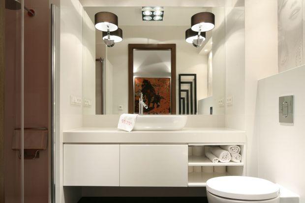 Dzięki nim nawet bardzo małe łazienki stają się optycznie powiększone i zyskują przestrzeń. Bez luster trudno też wyobrazić sobie codzienną toaletę i zabiegi pielęgnacyjne.