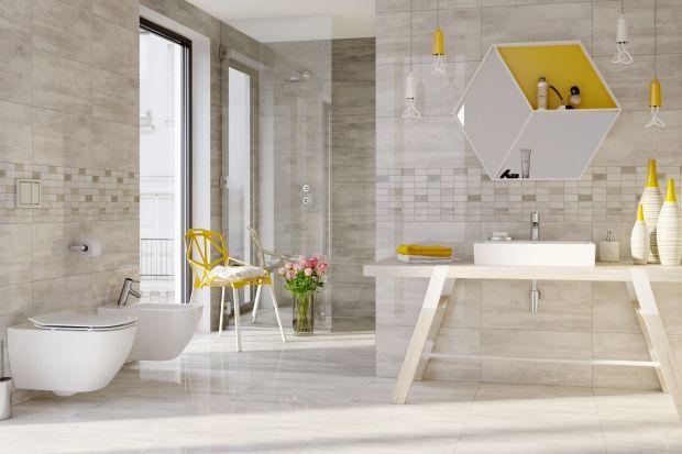 Trwałe i eleganckie okładziny ceramiczne na długie lata udekorują łazienkową podłogę. W ofercie producentów znajdziemy wiele kolekcji – nie tylko o pięknym wyglądzie, ale także dużej wytrzymałości na uszkodzenia.