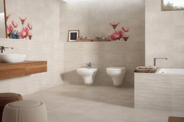 Wybór płytek nie jest łatwy, zwłaszcza gdy zastanawiamy się czy wykończyć łazienkę w sposób nastrojowy, elegancki, minimalistyczny. Oto nowość: uniwersalna kolekcja marki Opoczno w kremowych odcieniach.
